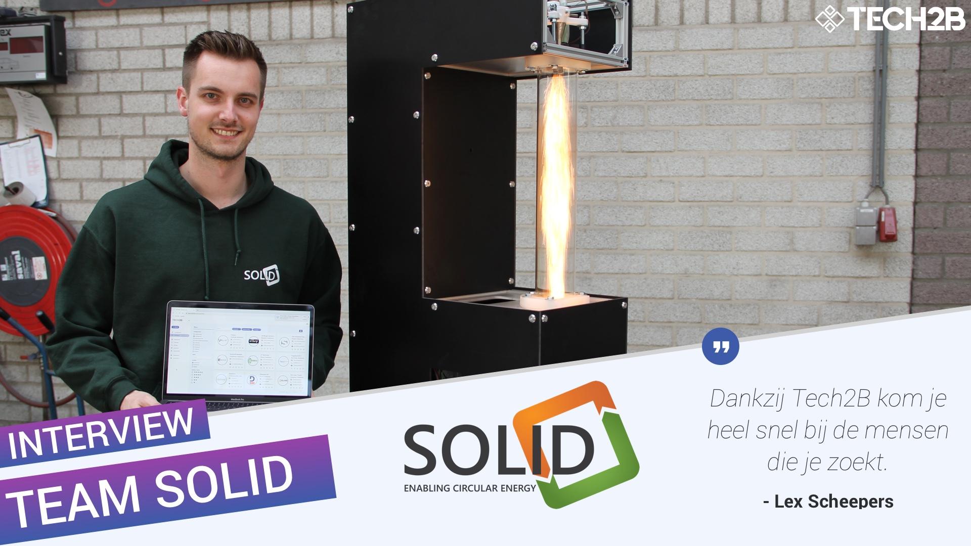 Solid - Revieuw - Lex Scheepers - Innovatie